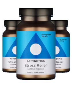 Afrigetics Stress Relief