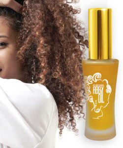 Abyssinian Hair & Scalp Oil 30ml (thick, frizzy or tight curls)